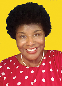 Patricia Brown-Glover