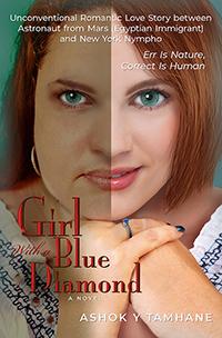 Girl With A Blue Diamond