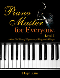 Piano Master for Everyone Level I