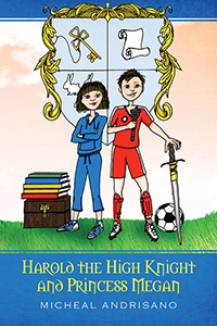 Harold the High Knight and Princess Megan