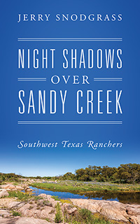 NIGHT SHADOWS OVER SANDY CREEK