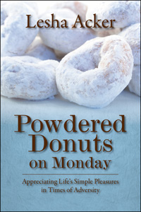 Powdered Donuts on Monday