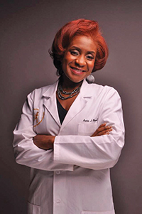 Ouida L. Brown, MD,PT