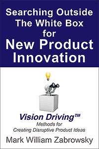 Searching Outside The White Box for New Product Innovation