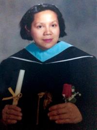 Juanita de Guzman Gutierrez, BSED, MSED