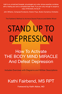 STAND UP TO DEPRESSION