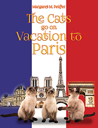The Cats Go on Vacation to Paris
