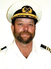 Captain Barry Davis
