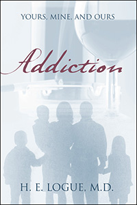 Addiction book cover