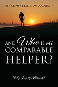 And Who Is My Comparable Helper?