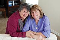 Pam Ware & Linda Dipman