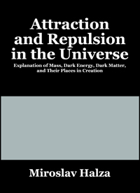 Attraction and Repulsion in the Universe