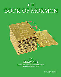 THE BOOK OF MORMON IN SUMMARY