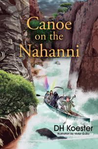 Canoe on the Nahanni