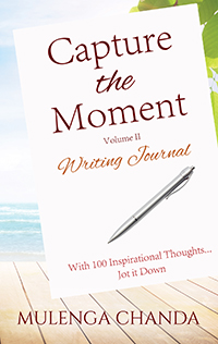 Capture the Moment: Writing Journal Volume II