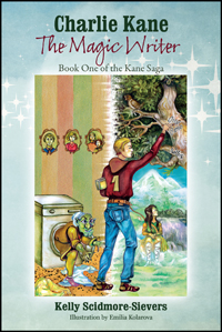 Charlie Kane The Magic Writer
