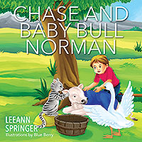 Chase and Baby Bull Norman
