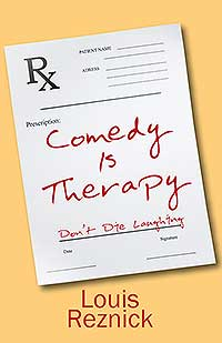 Comedy is Therapy