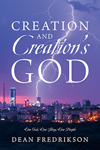 Creation and Creation's God book cover