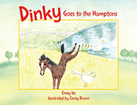 Dinky Goes to the Hamptons