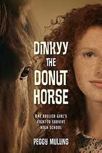 Dinkyy the Donut Horse