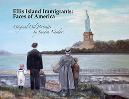 Ellis Island Immigrants: Faces of America