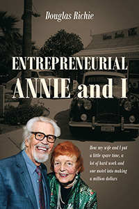 Entrepreneurial Annie and I