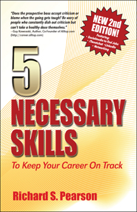5 Necessary Skills To Keep Your Career On Track - Second Edition