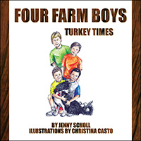 Four Farm Boys