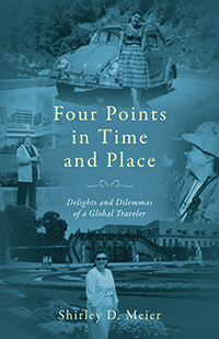 Four Points in Time and Place