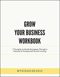 Grow Your Business Workbook