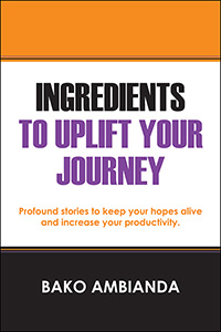 Ingredients To Uplift Your Journey