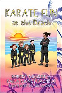 Karate Fun at the Beach