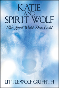 Katie and Spirit Wolf