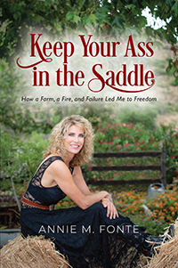 Keep Your Ass in the Saddle