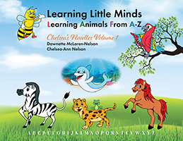 Learning Little Minds Learning Animals From A-Z