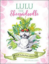 Lulu the Sheepadoodle