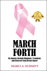 March Forth by Marci A. Schmitt