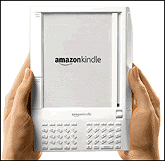self publishing with the kindle