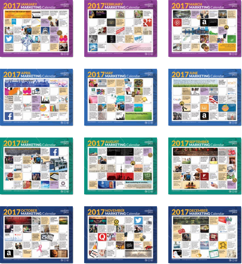 What Is a Marketing Calendar