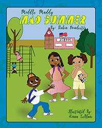 Middle Maddy's Mad Summer