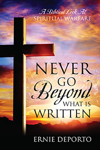 Never Go Beyond What Is Written