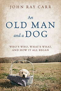 An Old Man and a Dog