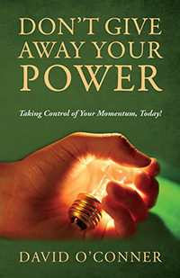Don't Give Away Your Power