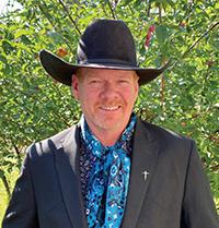 Pastor James Scott