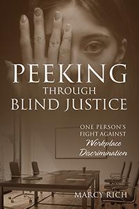 Peeking Through Blind Justice