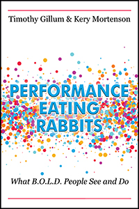 Performance Eating Rabbits