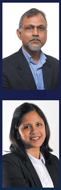Kal Jayaswal, PMP and Archana Jayaswal, PMP, CSM