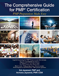 The Comprehensive Guide for PMP® Certification