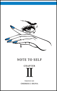 Note To Self: Chapter II